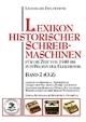 Lexikon historischer Schreibmaschinen 2 (O-Z)