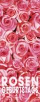 Rosen Geburtstagsplaner