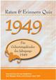 Raten & Erinnern Quiz 1949