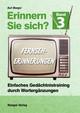 Erinnern Sie sich? 3 - Fernseherinnerungen