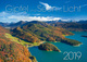 Gipfel und Seen im Licht 2019