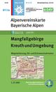 Mangfallgebirge, Kreuth und Umgebung