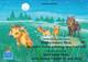 Die Geschichte vom kleinen Wildschwein Max, der sich nicht dreckig machen will. Deutsch-Englisch. / The story of the little wild boar Max, who doesn't want to get dirty. German-English.
