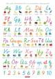 Mein großes Schreibschrift-ABC in der Vereinfachten Ausgangsschrift (VA)
