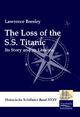 The Loss of the S.S.Titanic
