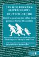 Das Willkommens- Gesprächsbuch Deutsch-Oromo