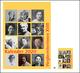 Kombi aus 'Kalender 2020 Wegbereiterinnen XVIII' (ISBN 9783945959381) und 'Postkartenset Wegbereiterinnen XVIII' (ISBN 9783945959398)