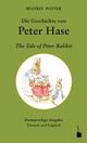 Die Geschichte von Peter Hase/The Tale of Peter Rabbit