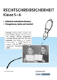 Rechtschreibsicherheit Klasse 5 und 6