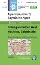 Chiemgauer Alpen, West, Hochries, Geigelstein