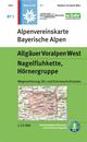 Allgäuer Voralpen West, Nagelfluhkette, Hörnergruppe