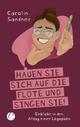 'Hauen Sie sich auf die Flöte und singen Sie!' Einblicke in den Alltag einer Logopädin