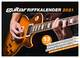 guitar-Riffkalender 2021