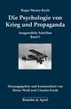 Die Psychologie von Krieg und Propaganda