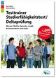 Testtrainer Studierfähigkeitstest/Deltaprüfung