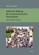Politische Bildung für ein demokratisches Deutschland