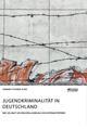 Jugendkriminalität in Deutschland. Wie gelingt die Resozialisierung von Intensivtätern?