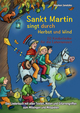 Sankt Martin SINGT durch HERBST und Wind - 20 Kinderlieder für die Laternenzeit