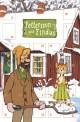 Adventskalender-Karte 'Pettersson und Findus'