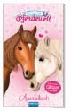 Ausmalbuch mit Stickern 'Meine bunte Pferdewelt'