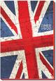 Schülerkalender 'Union Jack' 2019/2020
