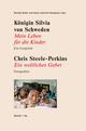 Königin Silvia von Schweden: Mein Leben für die Kinder - Ein Gespräch. Chris Steele-Perkins: Ein weltliches Gebet - Fotografien