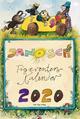 Janosch Tigerentenkalender 2020