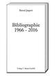 Bibliographie 1966-2016