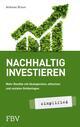 Nachhaltig investieren - simplified