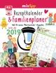 mixtipp: Rezeptkalender & Familienplaner 2019