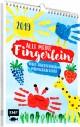 Alle meine Fingerlein 2019 - Mein Fingerfarben-Mitmachkalender