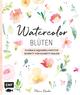 Watercolor-Blüten