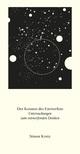 Simon Kretz. Der Kosmos des Entwerfens. Untersuchungen zum entwerfenden Denken