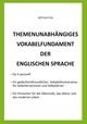 Themenunabhängiges Vokabelfundament der englischen Sprache