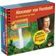 Abenteuer & Wissen: Alexander von Humboldt/Edmund Hillary/Albert Einstein