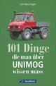101 Dinge, die man über UNIMOG wissen muss