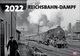 Reichsbahn-Dampf 2022