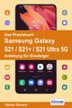 Das Praxisbuch Samsung Galaxy S21/S21+/S21 Ultra 5G