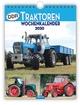 Wochenkalender ' DDR-Traktoren' 2020