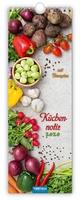 Streifenkalender 'Küchennotiz' 2020