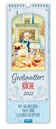 Trötsch Maxi Streifenkalender Großmutter's Küche 2022