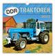 Trötsch Technikkalender Kalender DDR-Traktoren 2022