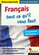 Français - tout ce qu'il vous faut