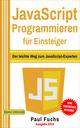 JavaScript Programmieren für Einsteiger