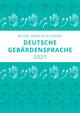 Sprachkalender Deutsche Gebärdensprache 2021