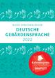 Sprachkalender Deutsche Gebärdensprache 2022