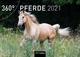 360 Grad Pferde Klappkalender 2021