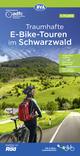 ADFC Traumhafte E-Bike-Touren im Schwarzwald 1:75.000, reiß- und wetterfest, GPS-Tracks Download, mit Tourenvorschlägen