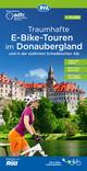 ADFC Traumhafte E-Bike-Touren im Donaubergland 1:75.000, reiß- und wetterfest, GPS-Tracks Download, mit Tourenvorschlägen