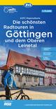 ADFC-Regionalkarte Die schönsten Radtouren in Göttingen und dem Oberen Leinetal